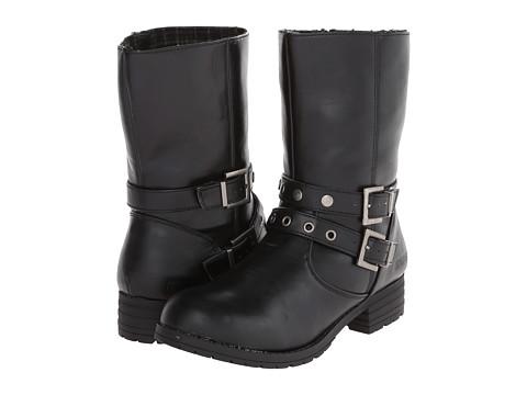 Khombu - Sloane (Black) Women's Boots