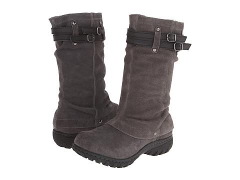 Khombu - Mallory (Grey) Women's Boots