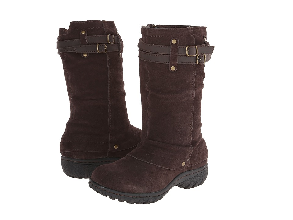 Khombu - Mallory (Chocolate Brown) Women's Boots