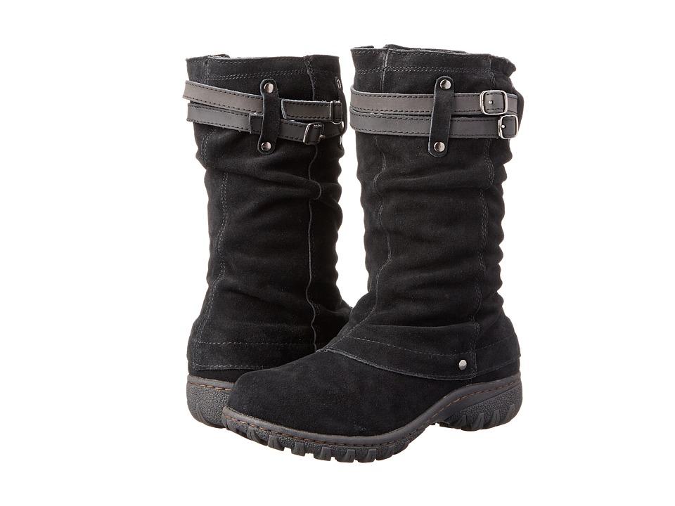 Khombu - Mallory (Black) Women's Boots