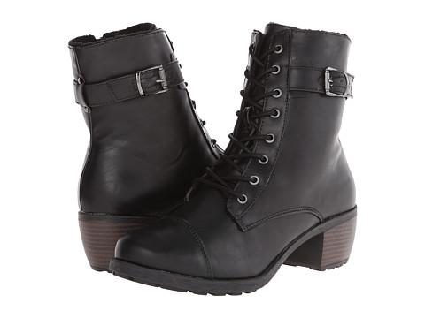 Khombu - Gina (Black) Women's Boots