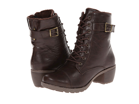 Khombu - Gina (Brown) Women's Boots