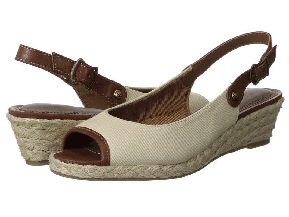LifeStride - Lift (Natural) Women's Shoes