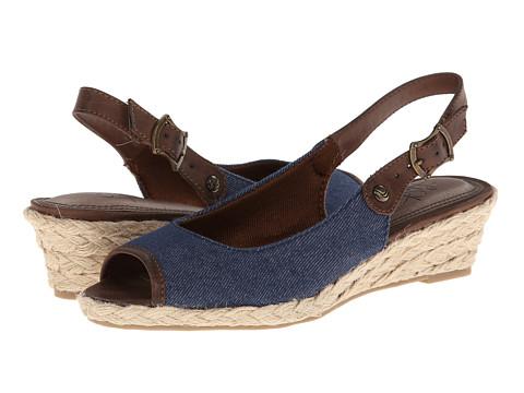 LifeStride - Lift (Dark Blue) Women's Shoes