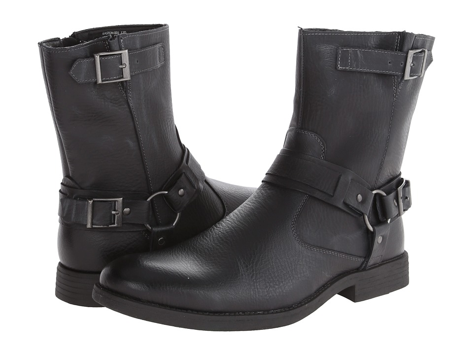 Robert Wayne - Easton (Black) Men's Boots