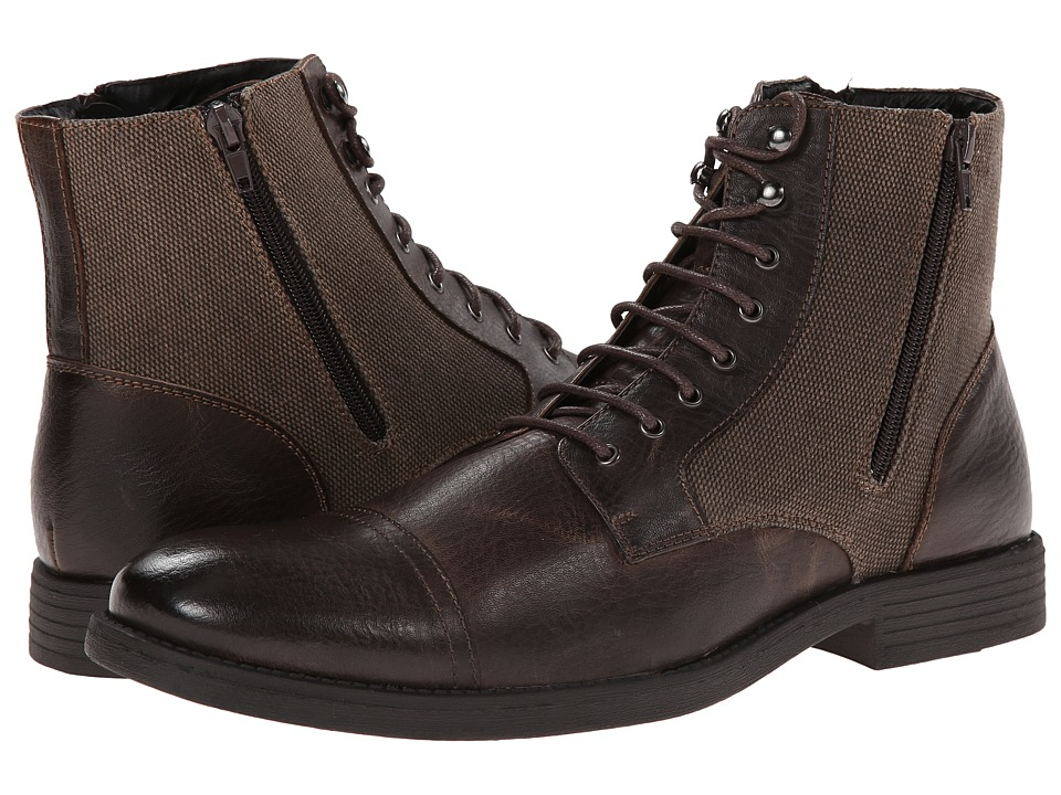 Robert Wayne - Edgar (Brown) Men's Boots