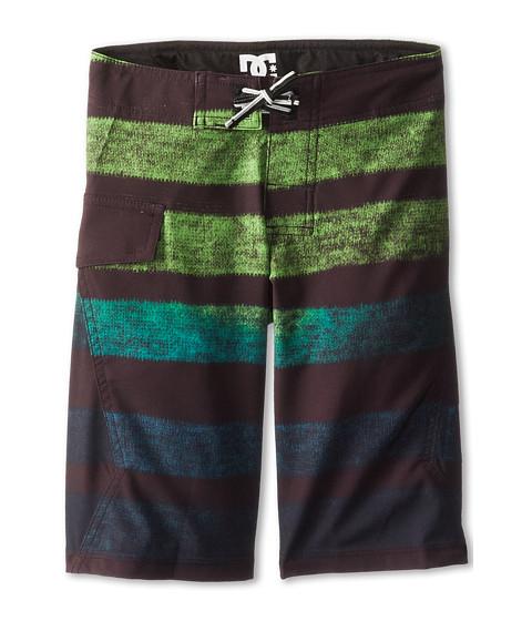 DC Kids - Titanium Boardshort (Big Kids) (Grass Stain) Boy's Swimwear