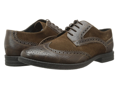 RW by Robert Wayne - Kaden (Brown) Men's Shoes