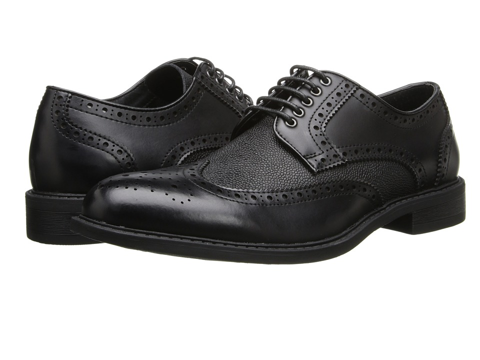 Robert Wayne - Jace (Black) Men's Shoes