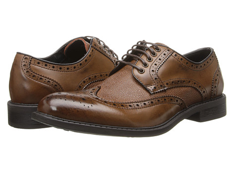 Robert Wayne - Jace (British Tan) Men's Shoes