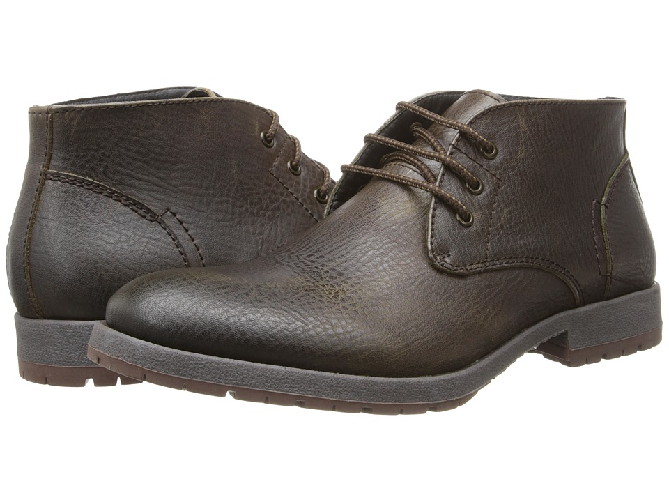 Robert Wayne - Roma (Dark Brown) Men's Shoes