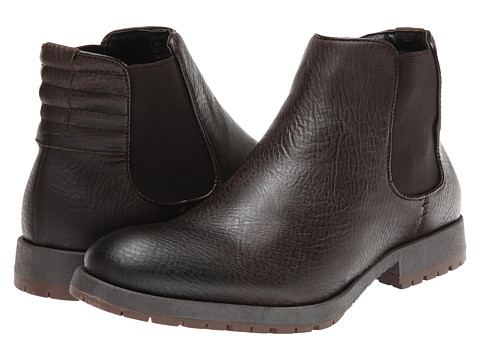 Robert Wayne - Lazo (Dark Brown) Men's Boots