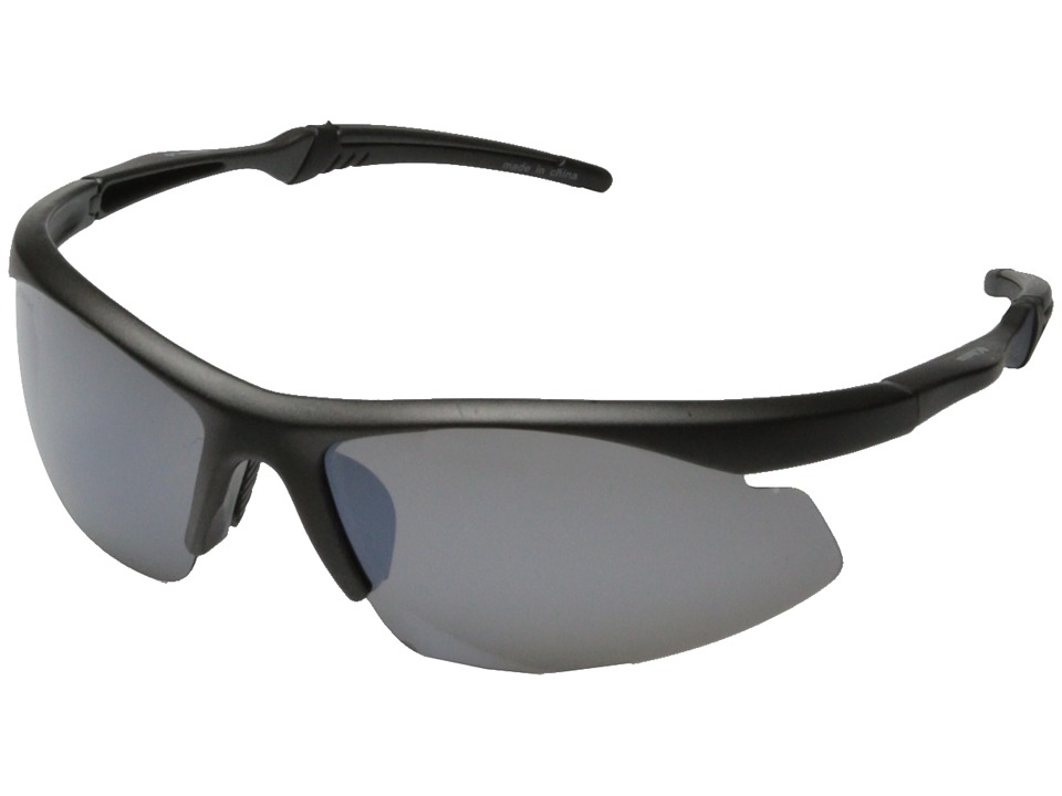 Columbia - CBC10002 (Dark Silver) Sport Sunglasses
