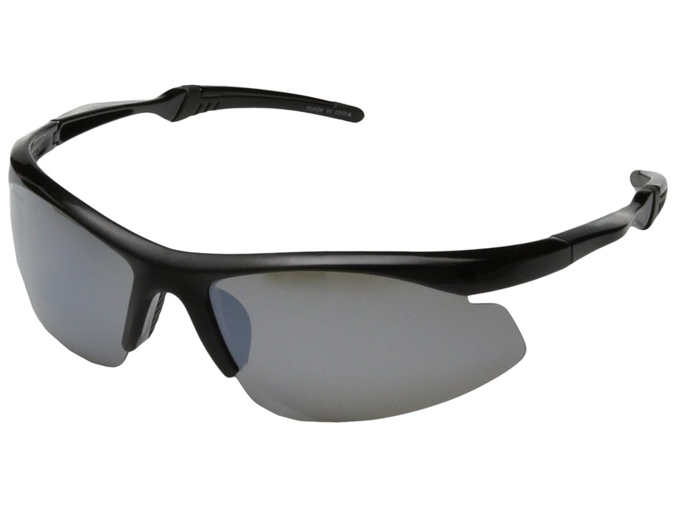 Columbia - CBC10001 (Black) Sport Sunglasses