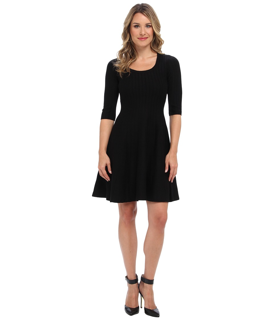 NIC+ZOE - Twirl Dress (Black Onyx 2) Women's Dress