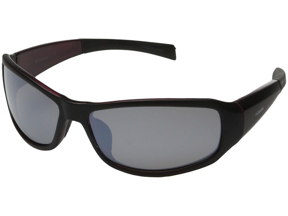Columbia - CBC80101 (Black/Red) Sport Sunglasses