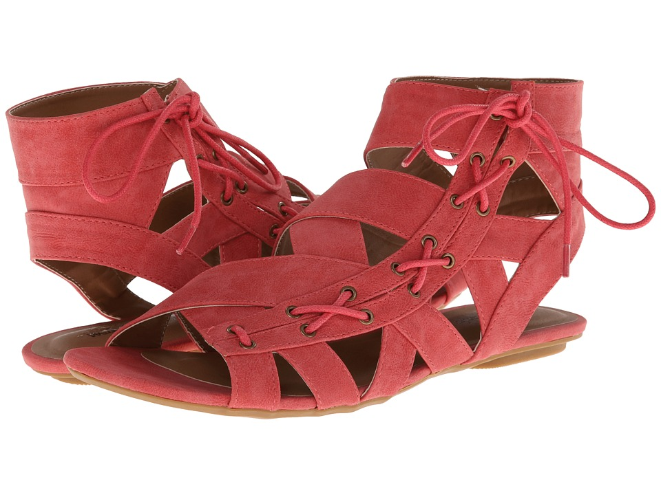 Michael Antonio - Dancuun (Coral PU) Women's Sandals