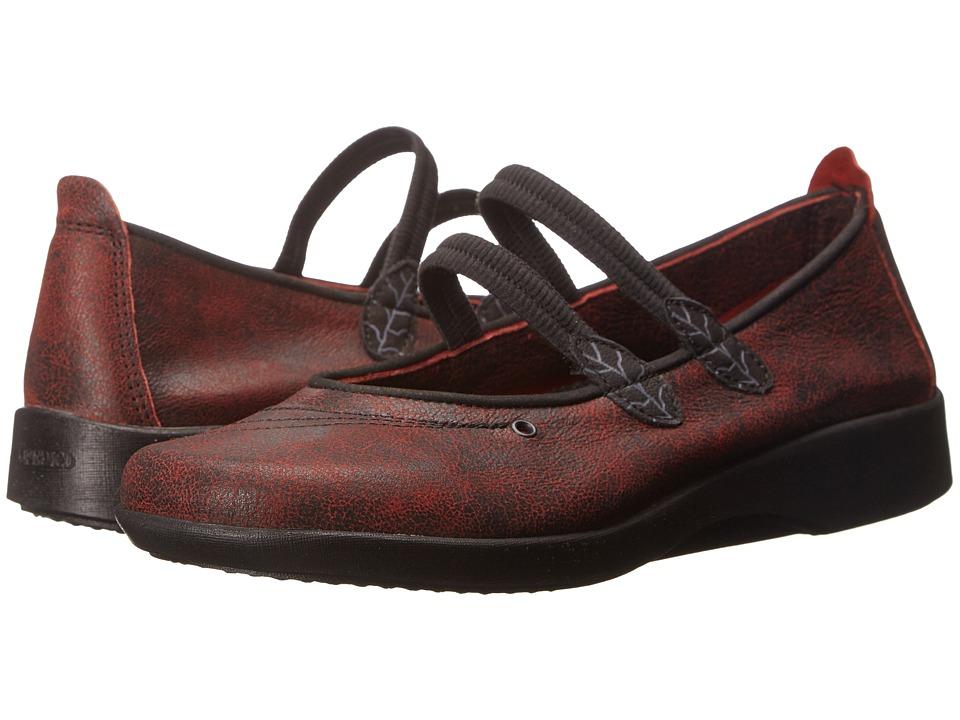 Arcopedico - Blossom (Red) Women's Shoes
