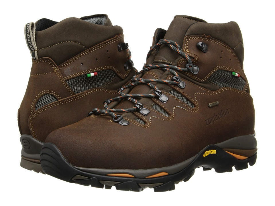 Zamberlan - Gear GTX (Dark Brown) Men's Shoes