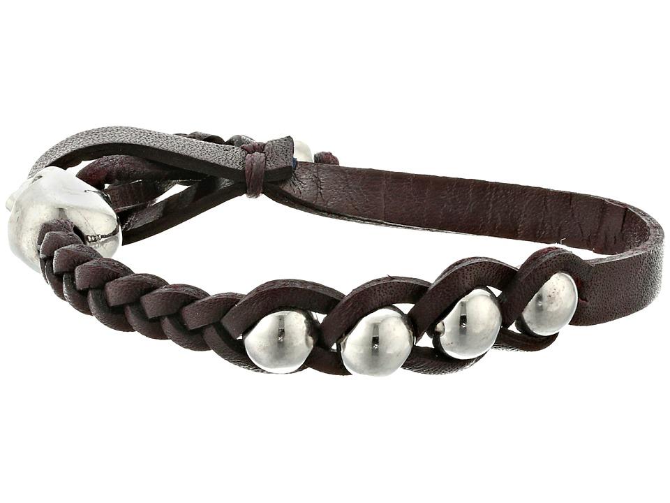 Alexander McQueen - Bracelet (Deep Purple) Bracelet