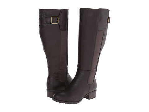 Fitzwell - Benton Extra Wide Calf (Cocoa) Women's Wide Shaft Boots