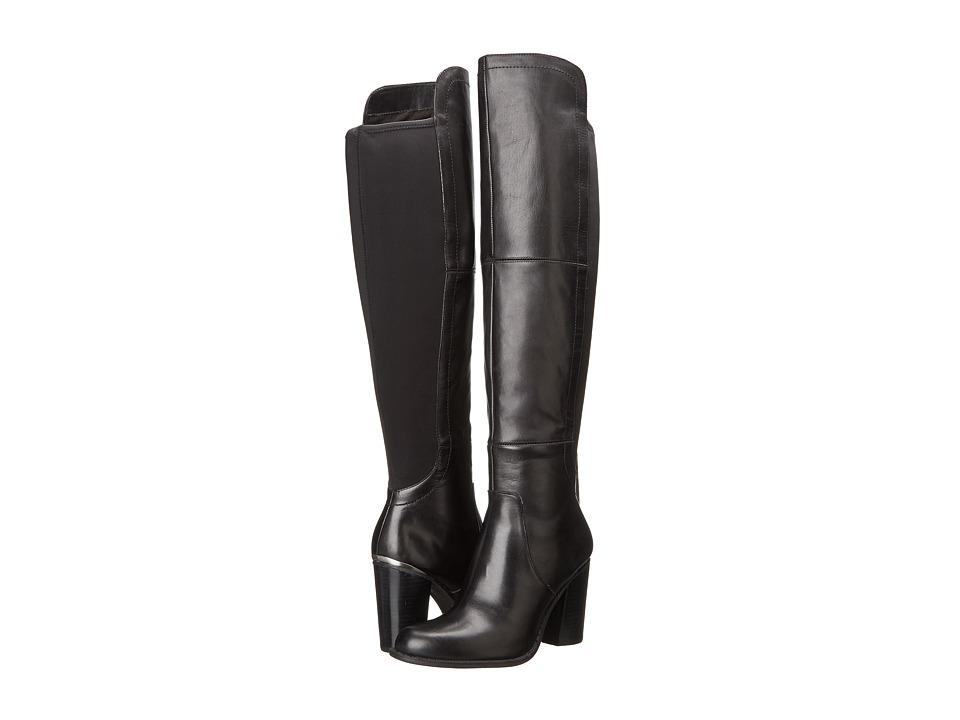 Adrienne Vittadini - Moosewood (Black Soft Calf) Women's Shoes