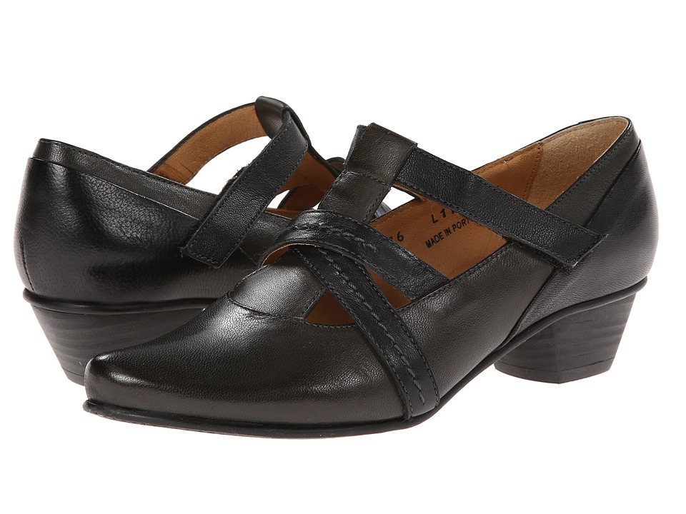Fidji - L112 (Cal Charcoal Black) Women