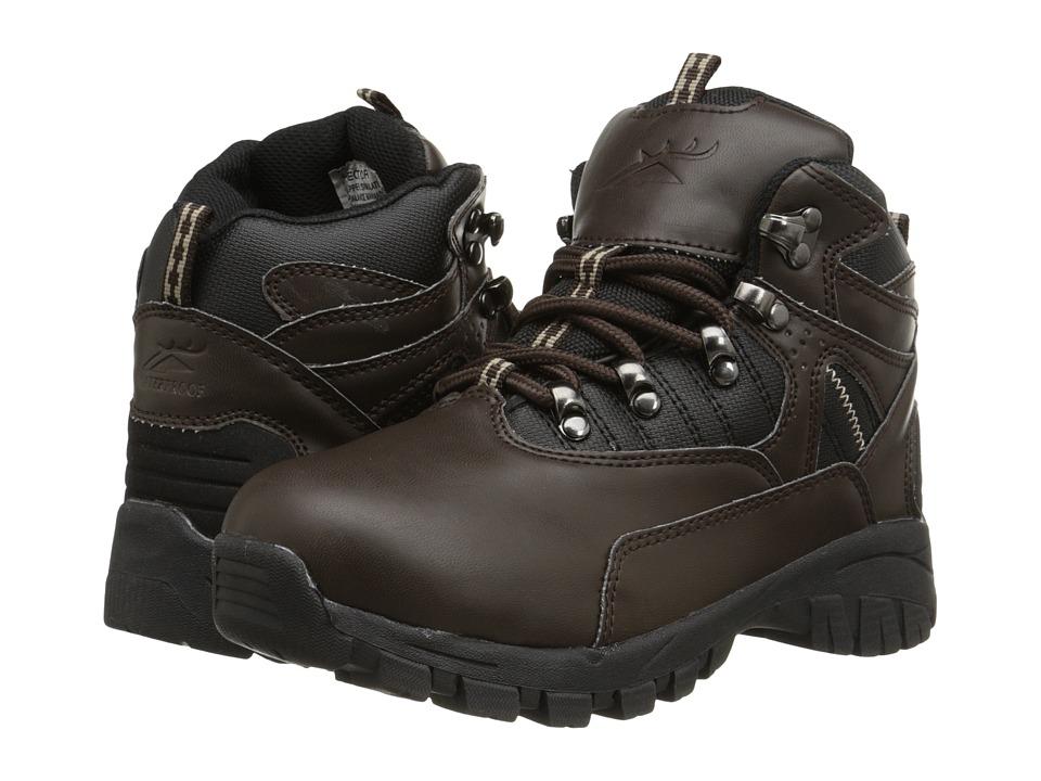 Deer Stags Kids - Hector (Little Kid/Big Kid) (Dark Brown) Boys Shoes
