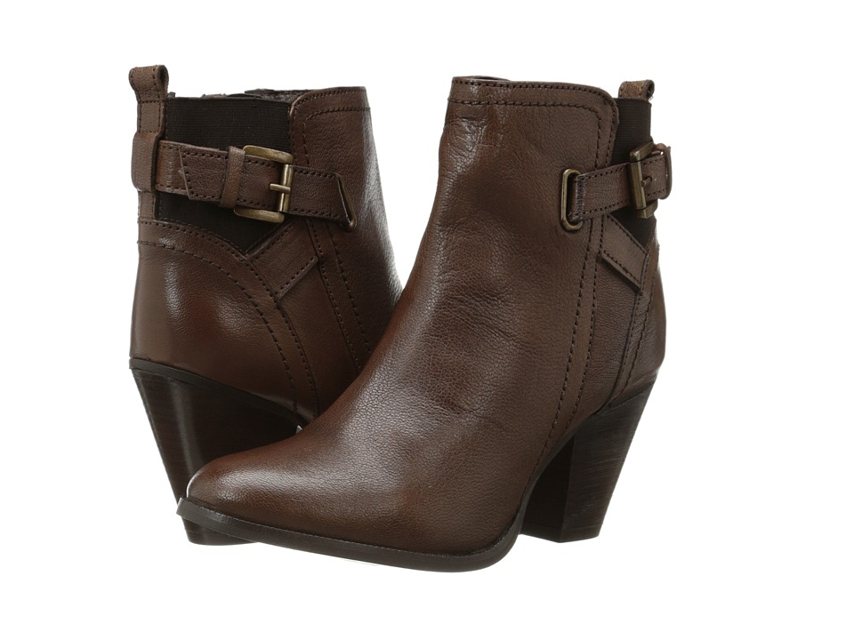 Diba - Car Mella (Light Brown) Women's Dress Boots