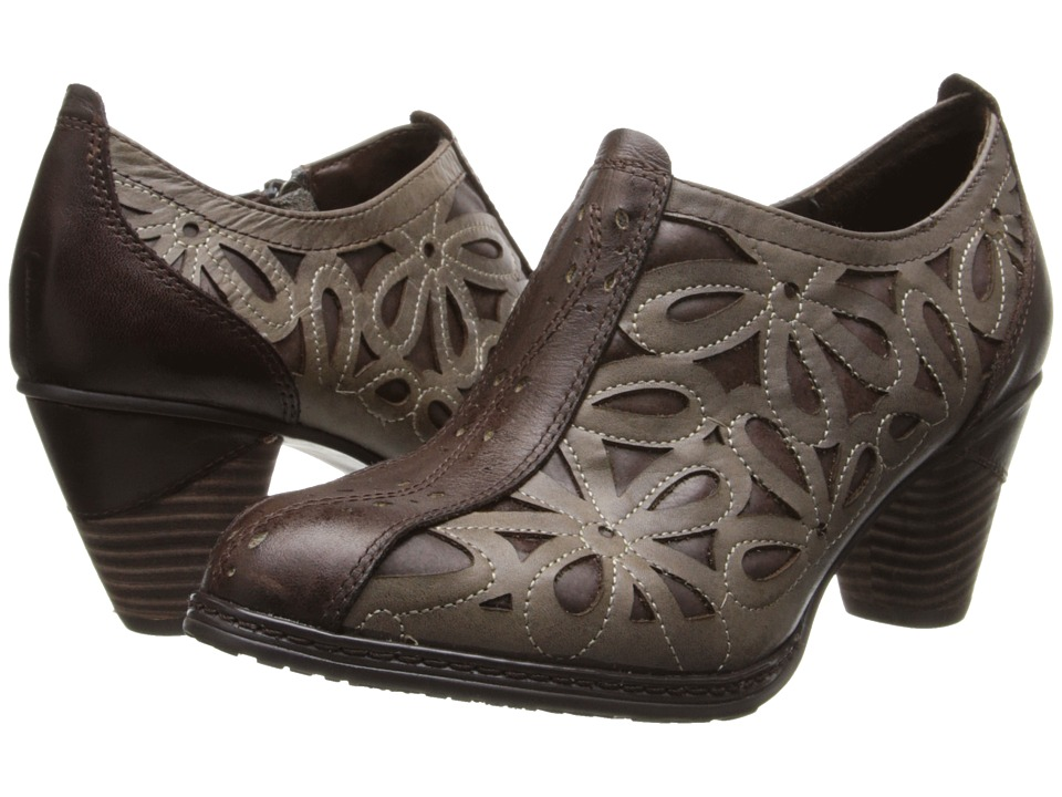 Spring Step - Arabella (Brown) Women's Shoes