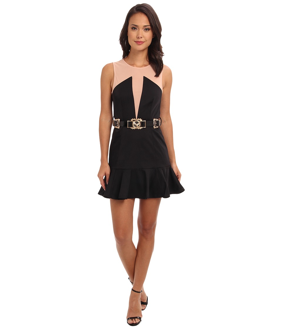 StyleStalker - Born To Run Dress (Black) Women's Dress