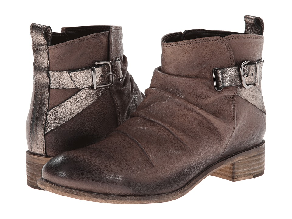 Diba - Ris Kee (Grey/Pewter Leather) Women