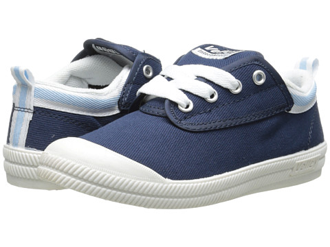 Volley Australia - International (Little Kid/Big Kid) (Navy/Light Blue) Shoes
