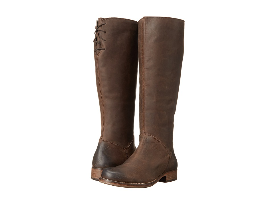 Diba - Jac Kett (Dark Brown) Women's Dress Boots