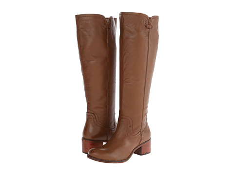 Diba - Wind Rider (Tan Leather) Women's Dress Boots