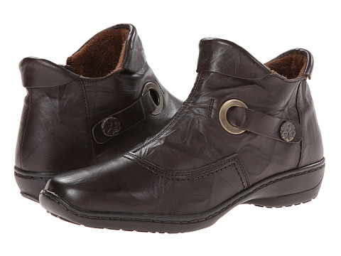 Spring Step - Ripple (Brown) Women's Shoes