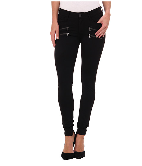 Paige - Edgemont Pant (Black) Women