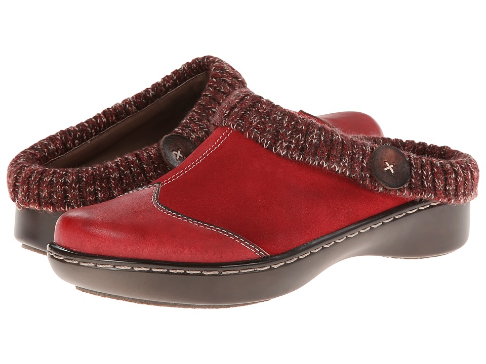 Spring Step - Svetlana (Red) Women's Shoes