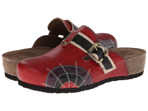 Spring Step - Valeria (Red) Women's Shoes