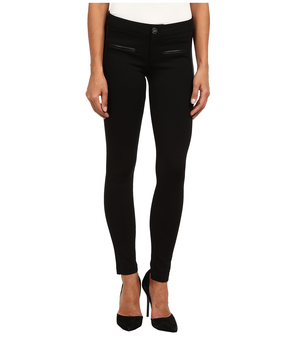 Paige - Renee Pant (Black) Women's Casual Pants