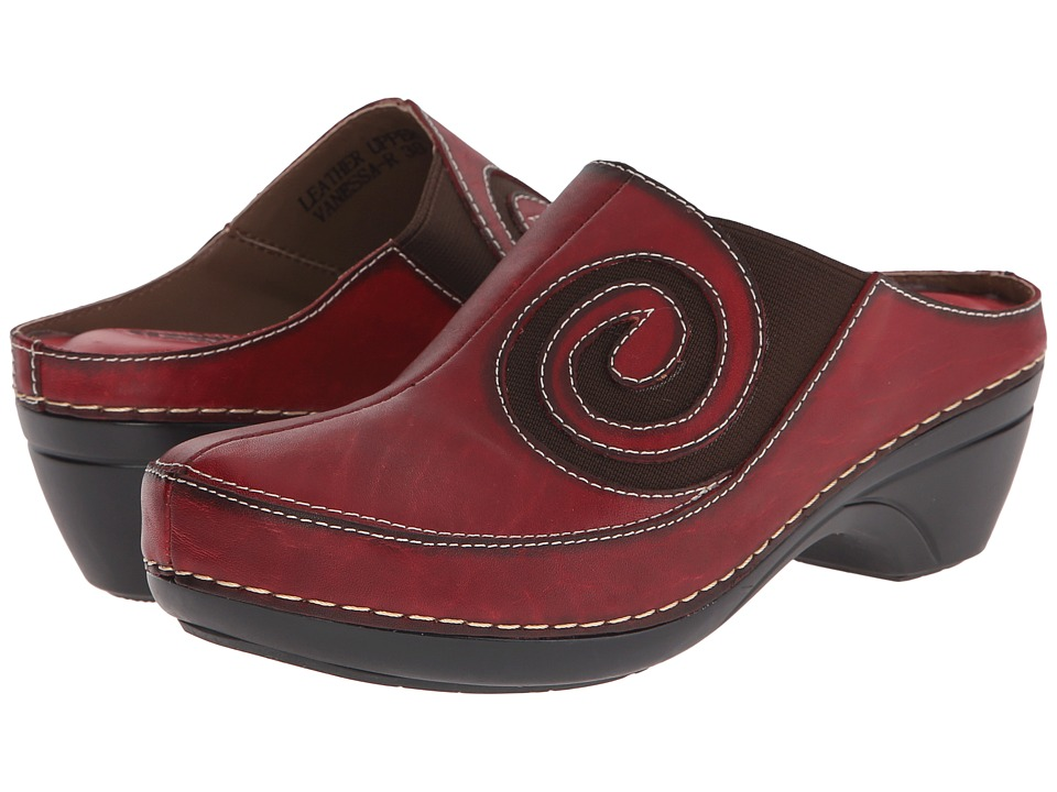Spring Step - Vanessa (Red) Women's Shoes