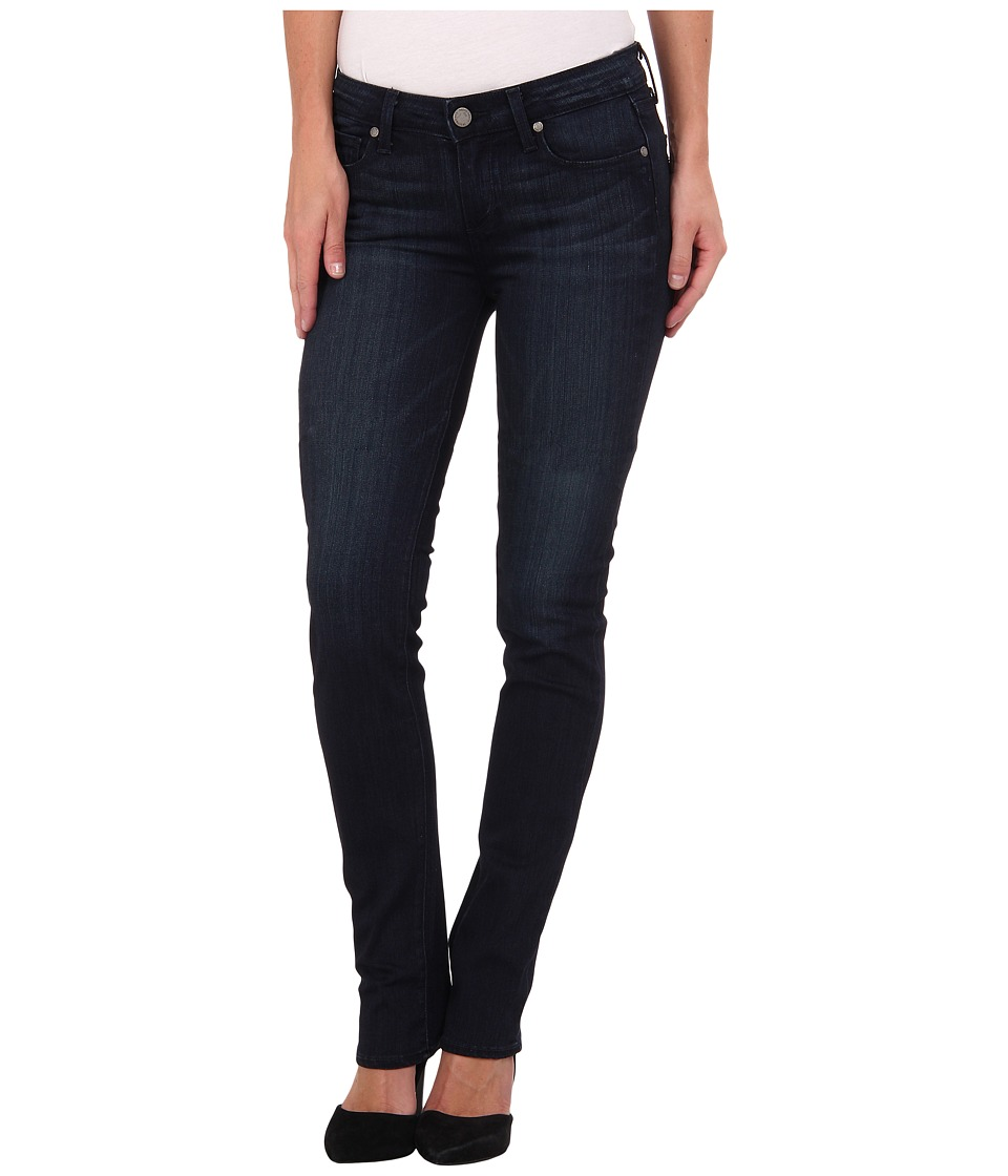 Paige - Skyline Straight in Midlake (Midlake) Women's Jeans
