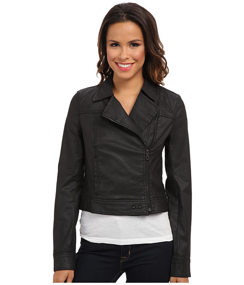Paige - Brooklyn Jacket (Rebel Black) Women's Coat