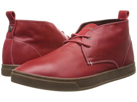 Diesel - Primetivers Drive Time (Pompeian Red) Men's Lace-up Boots