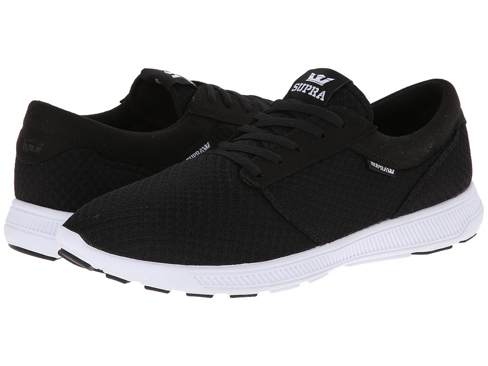 Supra - Hammer Run (Black/Black/White) Men