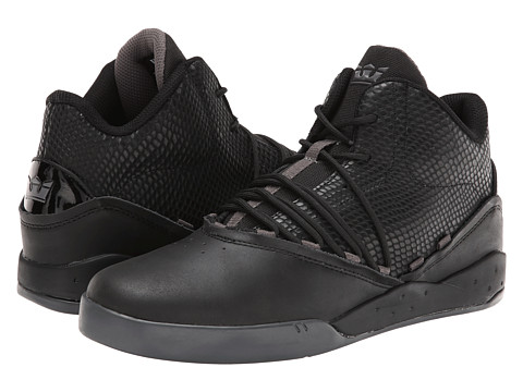 Supra - Estaban (Black/Snake/Black Ice) Men