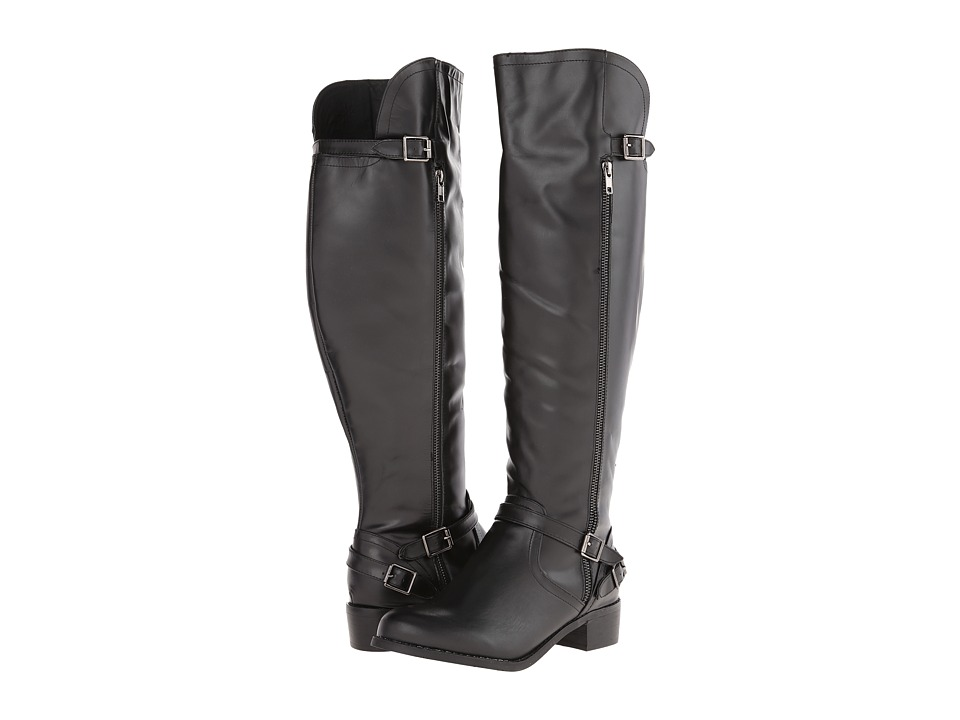 Fitzwell - Princeton Wide Calf (Black) Women