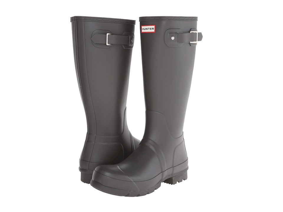 Hunter - Original Tall (Slate) Men's Rain Boots