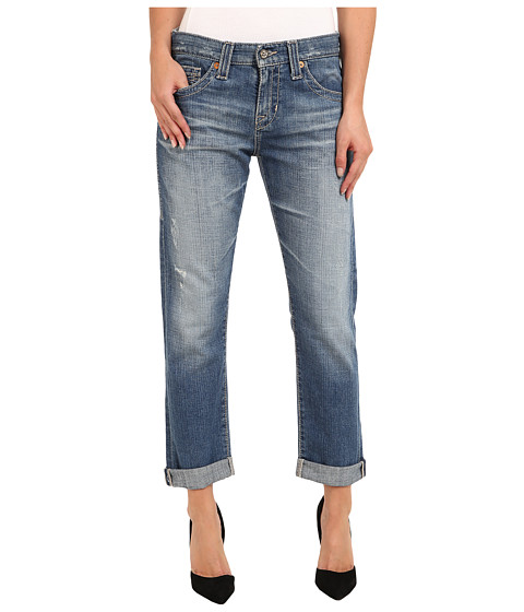 Big Star - Sydney Boyfriend Jean in 20 Year Clearlake (20 Year Clearlake) Women's Jeans