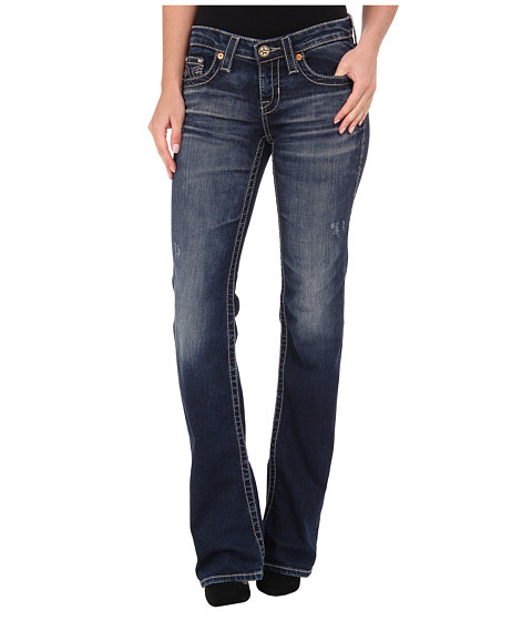 Big Star - Remy Boot Low Rise Jean in 10 Year Imperial (10 Year Imperial) Women's Jeans